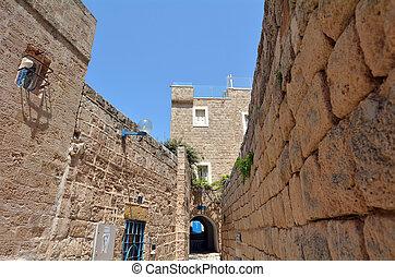 Tel Aviv Jaffa - Israel - TEL AVIV, ISR - MAR 24...