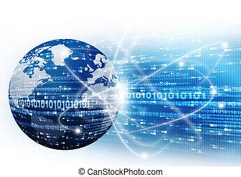olá-tecnologia, tecnológico, background, ,