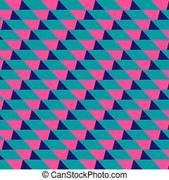 3d blocks structure background. Vector illustration. Can be...