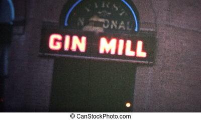 (8mm Vintage) 1949 Central City - Original vintage 8mm home...