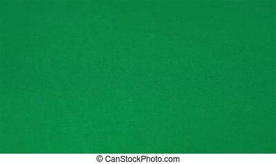 hand gambler deals the cards