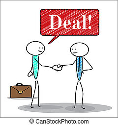 Business deal