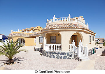 Vacation homes in southern Spain
