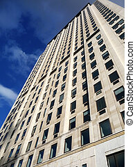The Shell Building  - The Shell building in central London.
