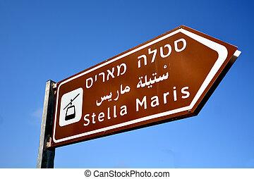 Stella Maris Monastery in Haifa, Israel - HAIFA, ISR - MAR...