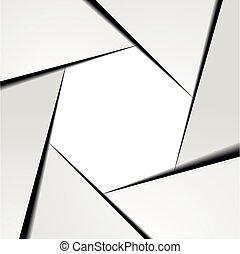 Hexagram infographic - detailed illustration of a hexagram...