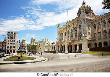 Museo de la Revolucion Havana Cuba - the Revolution Museum,...