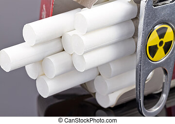 Smoking cigarettes is extremely dangerous - Cigarette...