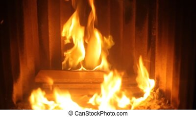 fire - hot