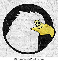 Eagle icon - Creative design of Eagle icon