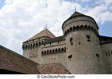 Chillon castle - Chillon castle