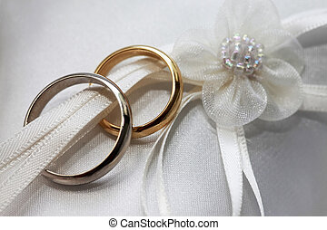 boda, anillos