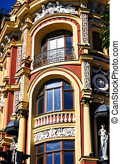 Kiev architecture - Architecture of the end of 19th century...