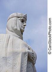Kiev, Ukraine - KIEV, UKRAINE -JUNE 11, 2015:Monument to...