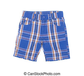 pants childs shorts pants on a background - pants childs...