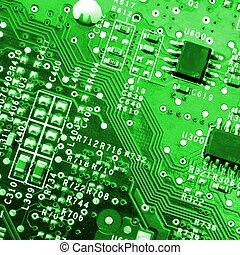 現代, 電子, 電腦