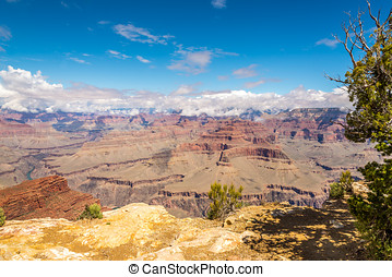 Grand Canyon - View from Hopi point - View from Hopi point -...