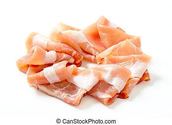 Prosciutto di Parma - Thin slices of Parma ham