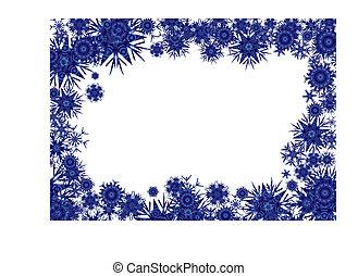 cosmic background blue