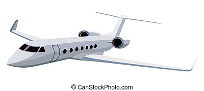 Private Airplane Stock Illustrations 908 Private Airplane Clip Art Images An
