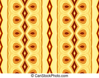 Abstract geometrical pattern - Abstract background with a...