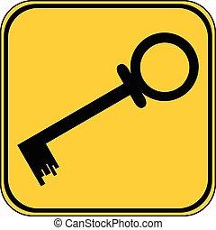 Key button.
