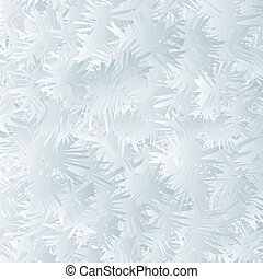 Abstract crystal cool pattern. - Abstract cool crystal white...