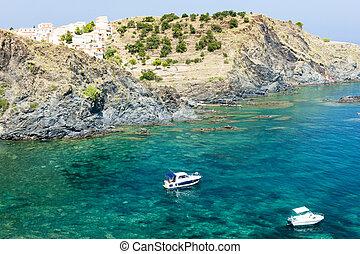 Cap de Peyrefite, Languedoc-Roussillon, France