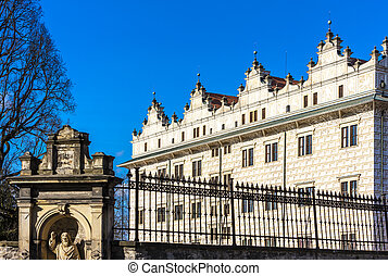 Palace Litomysl, Czech Republic
