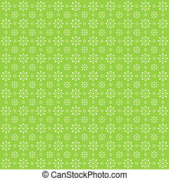 Floral background Patten with decorative flowers - Floral...