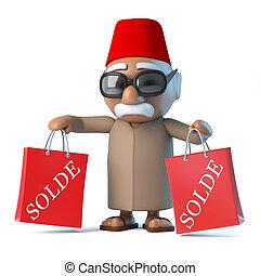 3D, marocain, a, été, à, les, ventes,