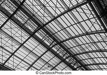 Roof Iron Structure