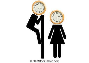 Watch the time, wrong time, inopportune time, watching time....