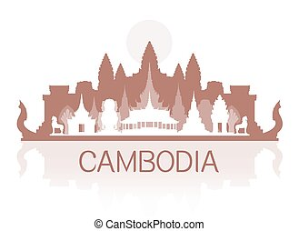 Cambodia Travel Landmarks - Beautiful Cambodia Travel...