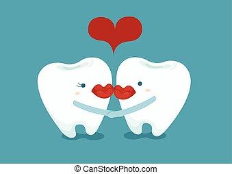 Lover teeth