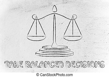 measuring instruments: take balanced decisions -...