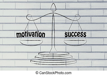 finding a good balance in business: motivation and success -...