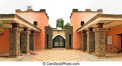 Olhao Park - agadir city morocco Olhao Park 1960 landmark...