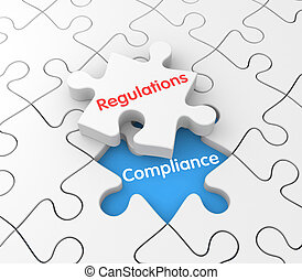 Regulations and Compliance - Background consisting of...