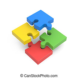 Success metaphor Image contain clipping path - Abstract...