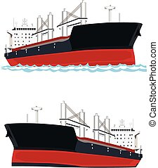tankers ship