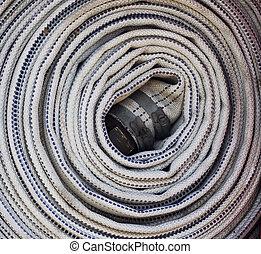 Fire engine hose