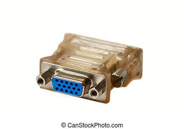 VGA - DVI converter