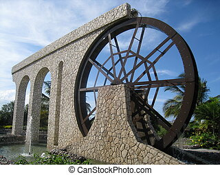 Landmark in Montego Bay, Jamaica