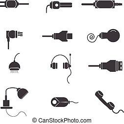 electrical equipment icon - electrical equipment ,...