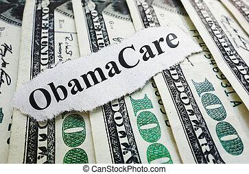 お金,  obamacare