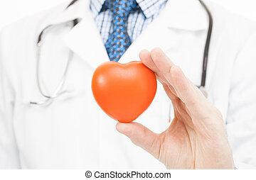 心, 概念, 醫生,  -, 玩具, 健康, 藏品, 關心