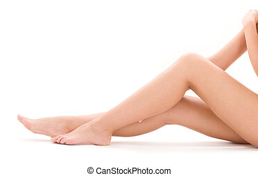 healthy beautiful woman - picture of healthy naked woman...
