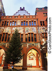 Basel Town Hall Basel, Basel-Stadt, Switzerland