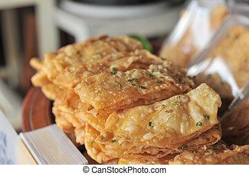 Roti cracker